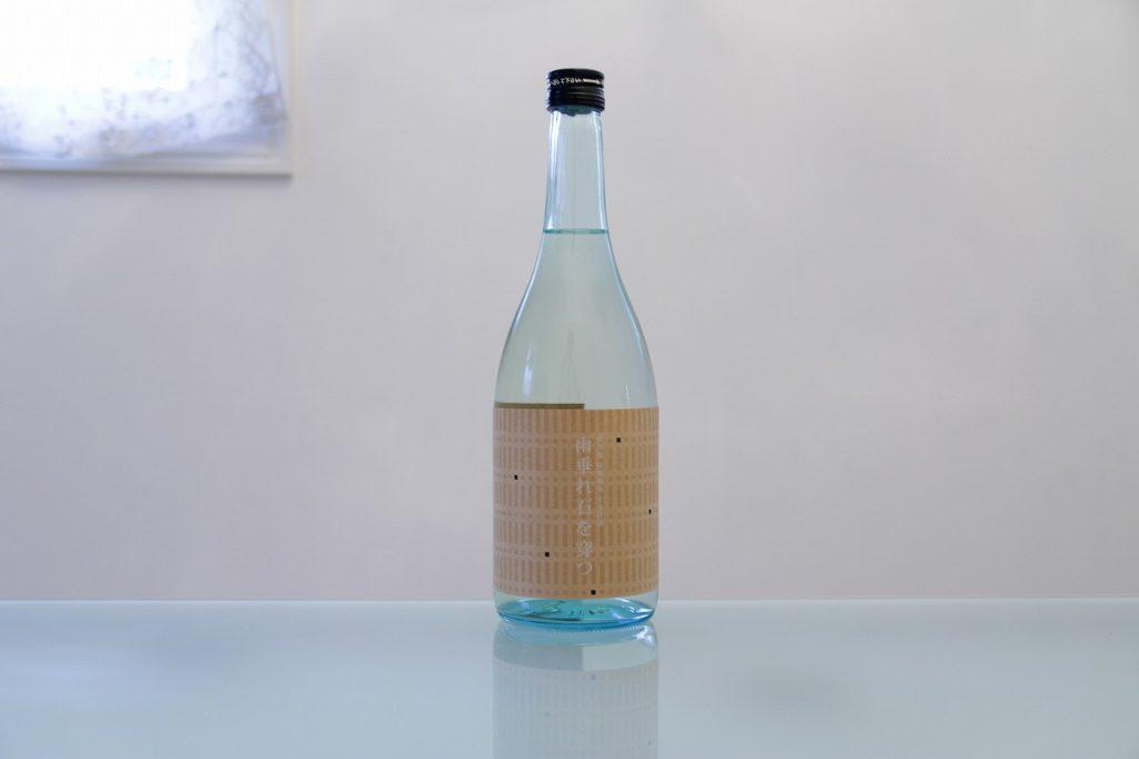 萩乃露 特別純米 十水仕込 雨垂れ石を穿つ 生酒
