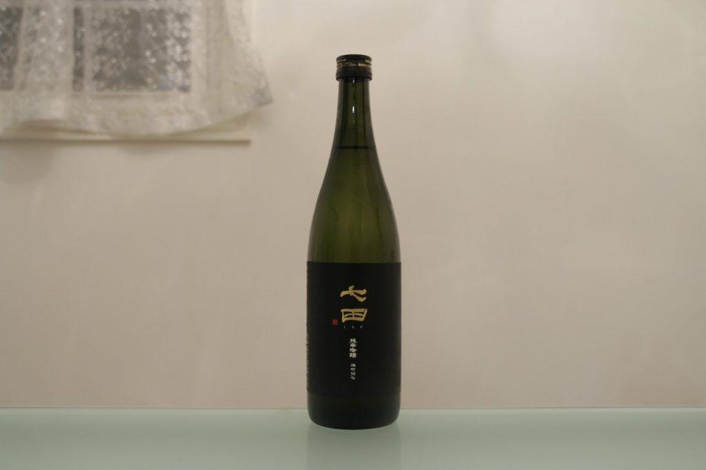 七田 純米吟醸 雄町50 天山酒造株式会社
