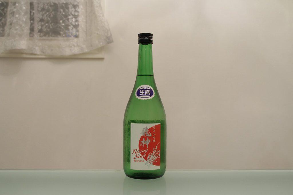 龍神 純米大吟醸 備前朝日 龍神酒造