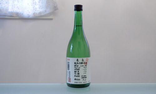 亀泉 純米吟醸生原酒 CEL-24 亀泉酒造