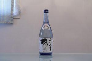 くどき上手 出羽の里 純米大吟醸 しぼりたて 生酒 亀の井酒造