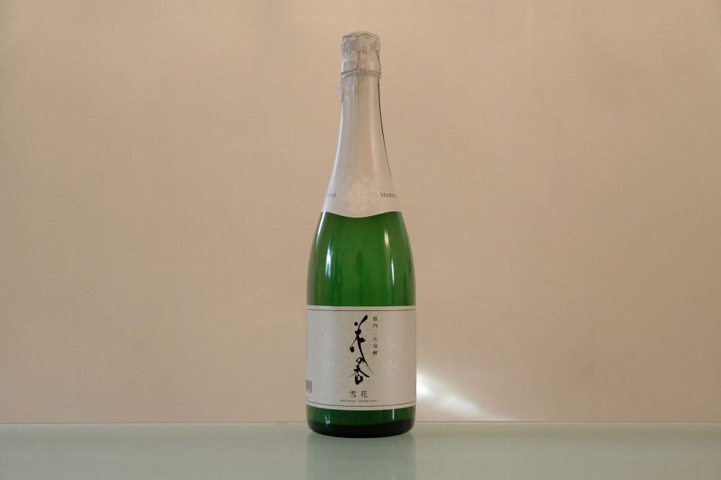 花の香(はなのか)純米大吟醸 雪花(せっか) スパークリング