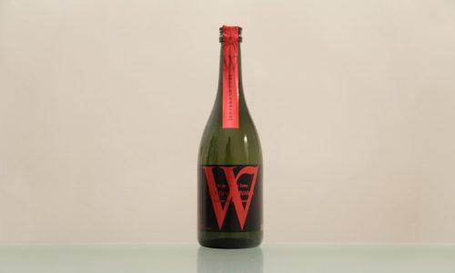 日本酒 W(ダブリュー)純米 愛山 無ろ過 生原酒