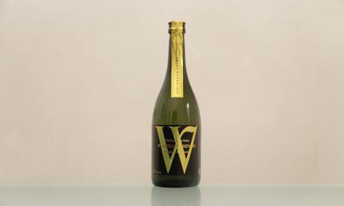 W(ダブリュー)純米 亀の尾 無ろ過 生原酒