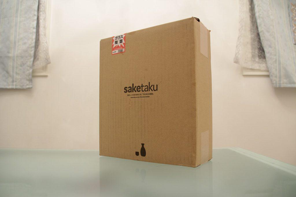 saketaku梱包