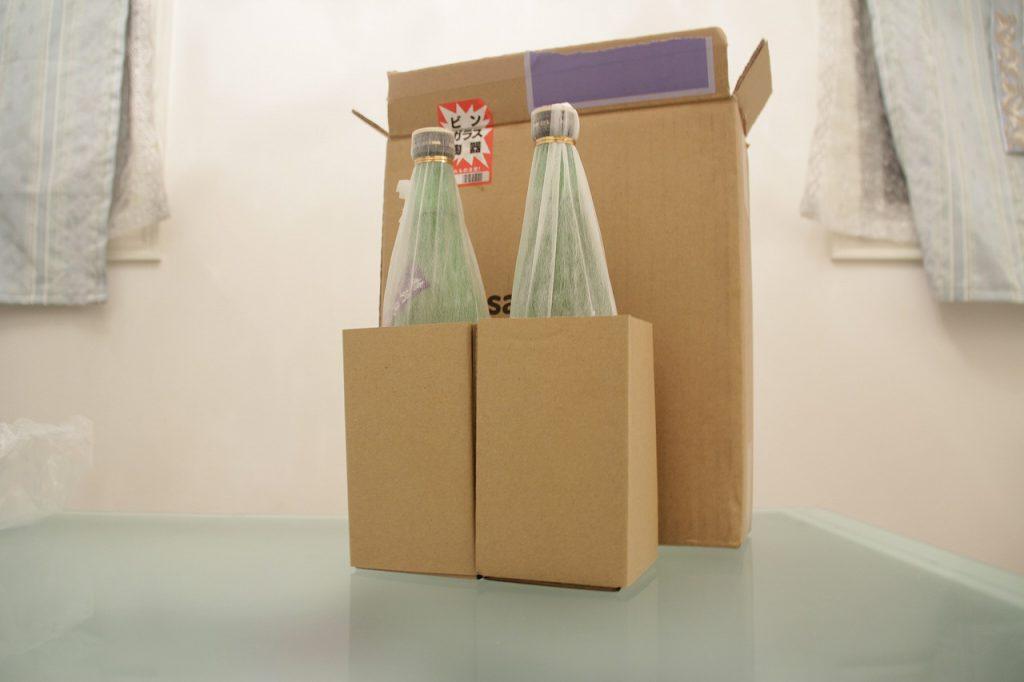 saketaku個梱包