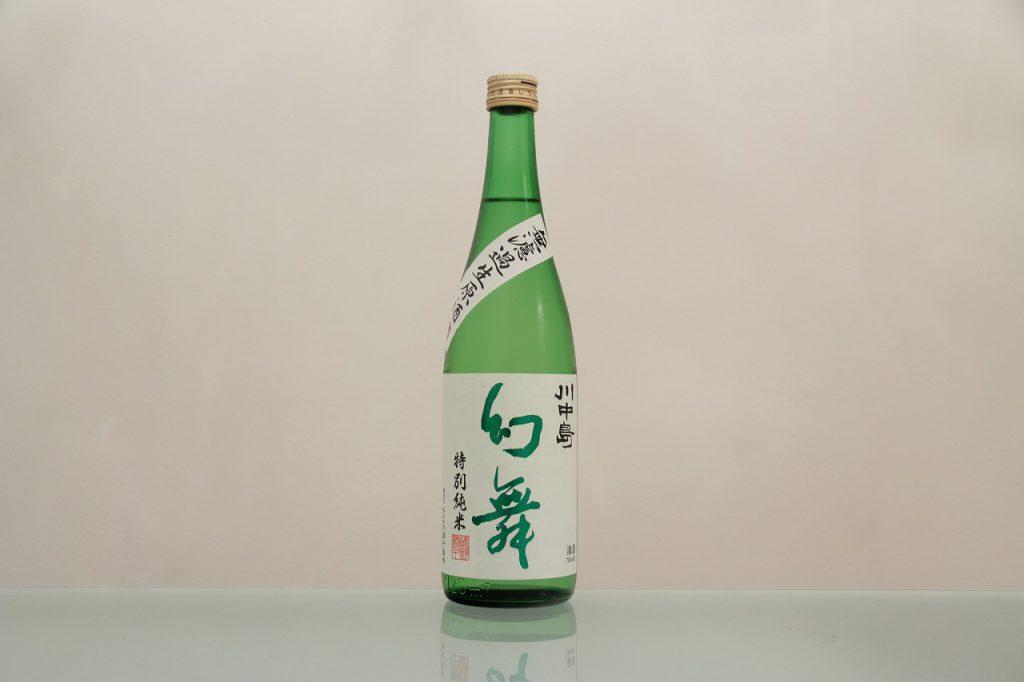 川中島 幻舞 特別純米 ひとごこち 無濾過生原酒