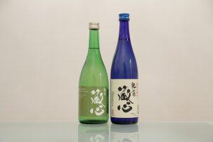 肥前蔵心 純米吟醸と特別純米