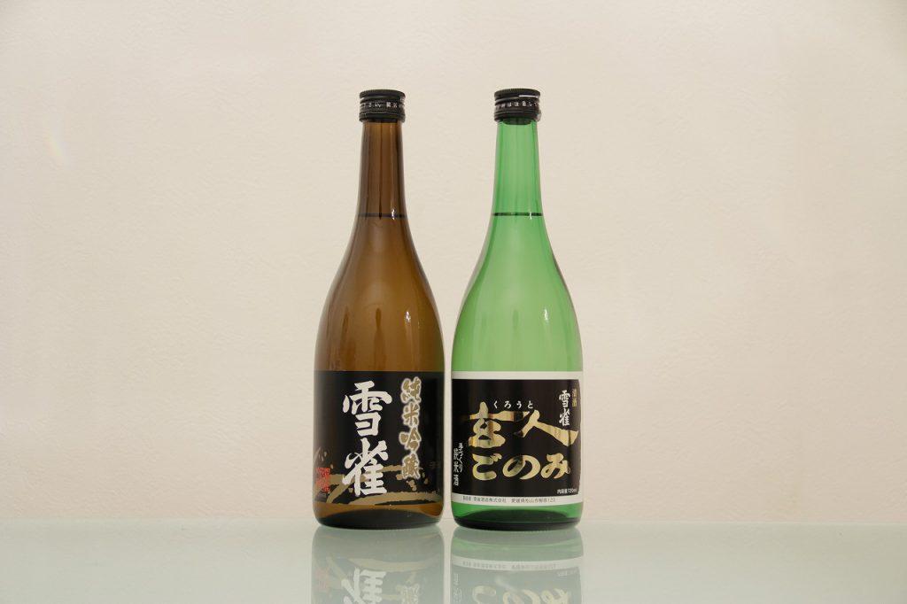 雪雀 特別純米 純米吟醸