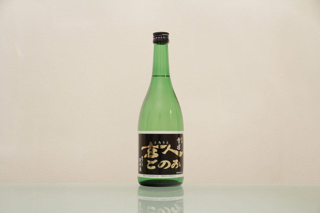 雪雀 玄人ごのみ 特別純米酒