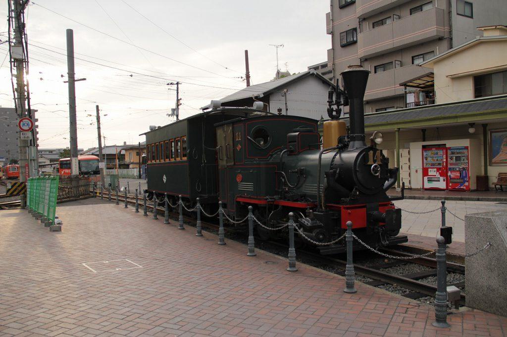 夏目漱石坊ちゃん列車