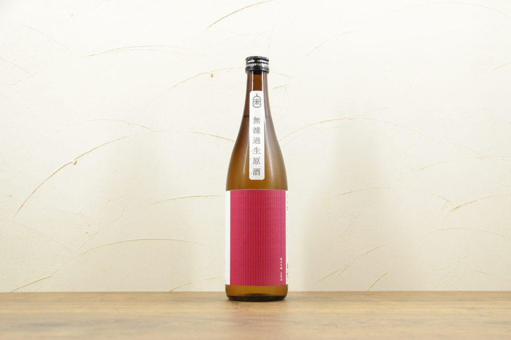 白老 千八 純米吟醸 無濾過 生原酒
